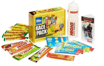 b5cce15d3971d6 High5 CRC Exclusive Race Pack